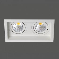 METALARC MARK FIX LED  NTLI SQ  2+8W