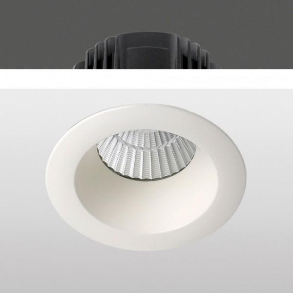 METALARC CIRCLE  FIJO NTLF LED 90 8W