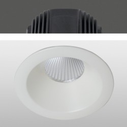 METALARC CIRCLE FIX FIJO NTLF LED 110 15W