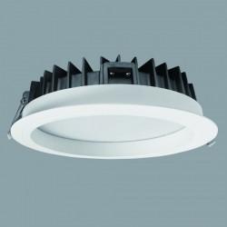 METALARC INSET ROUND NTL 228 LED 24W