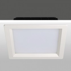 INSET SQUARE NTL 220 LED 20W