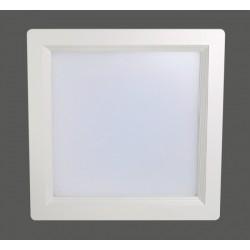 INSET SQUARE NTL 220 LED 20W