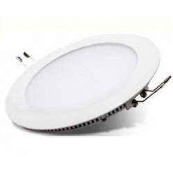 DOWNLIGHT PLANO LED BLANCO 18W