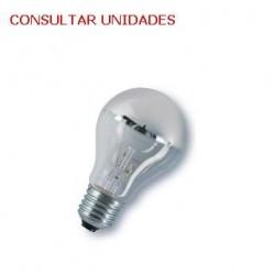 BOMBILLA CÚPULA DE PLATA 40W E27-E14 CONSULTAR UNIDADES