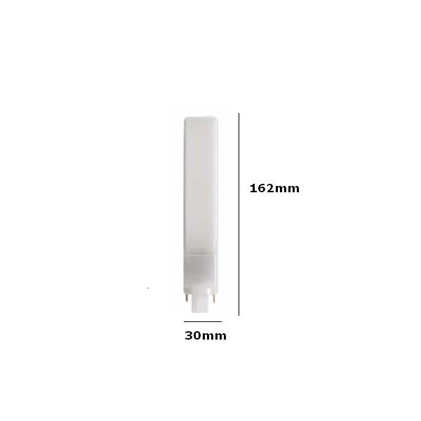 PL ECOLUX 10W  4200K 850Lm G24