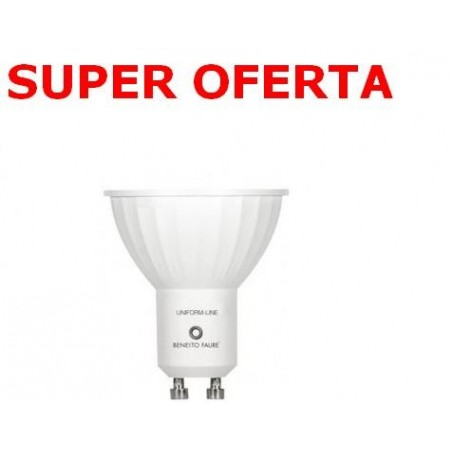 BENEITO FAURE UNIFORM-LINE 6W/3000K/GU10