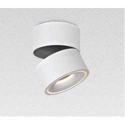 UNIVERSAL MINI  BLANCO LED  6.2W 3000K  METALARC PLAFÓN- APLIQUE
