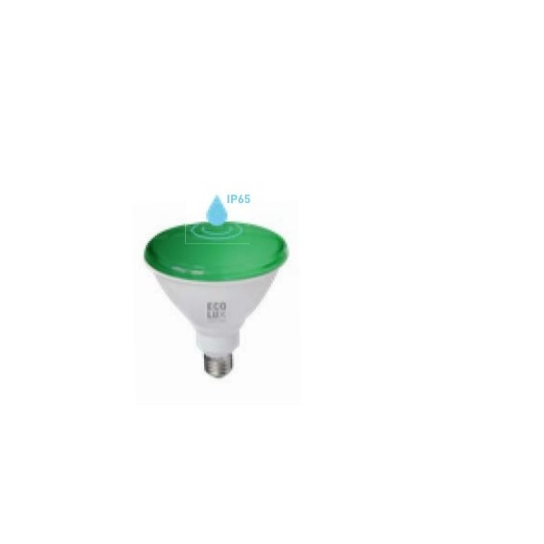 BOMBILLA PAR 38 LED 15W VEDE IP65