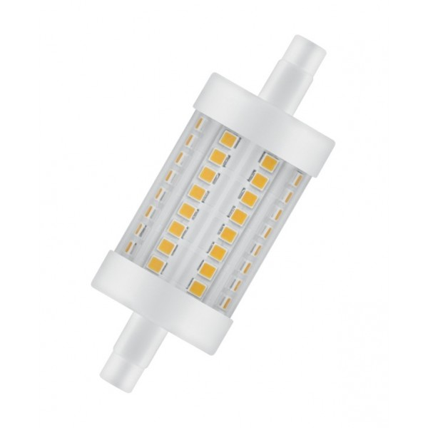 R7S LED 8W 1055Lm  78mm  RaLed  Radium