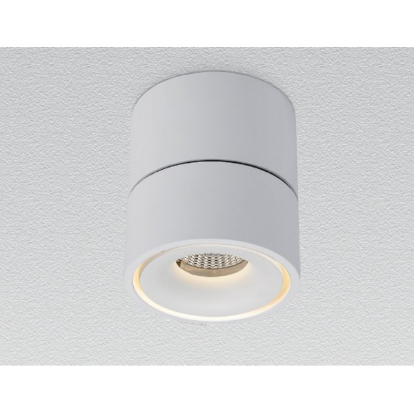 LUMINARIA DE SUPERFICIE  METALARC UNIVERSAL G2 BASE 14W 33º 3000K BLANCO