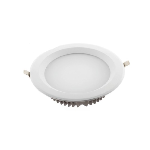 DOWNLIGHT LED  INSET TOUND PLUS 24W 90º METALARC