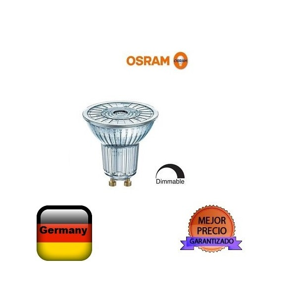 OSRAM PARATHOM GU10 PAR16 8W DIMMABLE