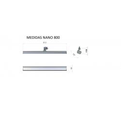 LUMINARIA LED NANO 800...