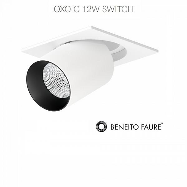 EMPOTRABLE LED OXO C 12W...
