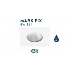 EMPOTRABLE LED MARK FIX 8W...